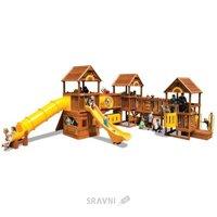 Игровой комплекс для детей Rainbow Play Systems Rainbow 3A