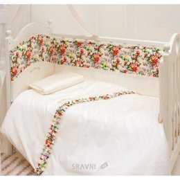 Детскую постель Makkaroni Kids Sweet Baby (6 предметов)