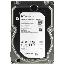 Жесткий диск, SSD-Накопитель Seagate ST1000NM0055