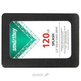 Жесткий диск, SSD-Накопитель Smartbuy SB120GB-SPLH-25SAT3