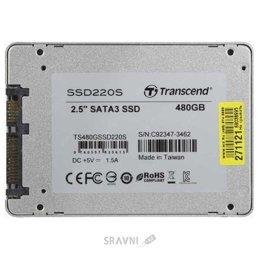 Жесткий диск, SSD-Накопитель Transcend TS240GSSD220S
