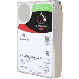 Жесткий диск, SSD-Накопитель Seagate IronWolf Pro 10TB (ST10000NE0004)