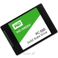 Western Digital SSD Green 120GB (WDS120G1G0A)