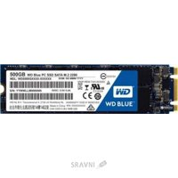Western Digital SSD Blue M.2 500GB (WDS500G1B0B)