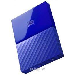 Жесткий диск, SSD-Накопитель Western Digital My Passport 4TB (WDBUAX0040B)