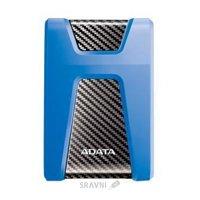 Жесткий диск (HDD) A-Data HD650 Blue 1TB (AHD650-1TU31-CBL)