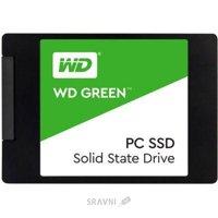 Western Digital SSD Green 120GB (WDS120G2G0A)