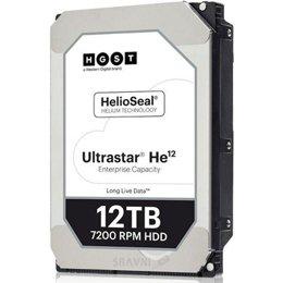 Жесткий диск, SSD-Накопитель Hitachi Ultrastar He12 12TB (HUH721212AL5204/0F29532)