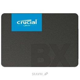 Жесткий диск, SSD-Накопитель Crucial BX500 240GB (CT240BX500SSD1)