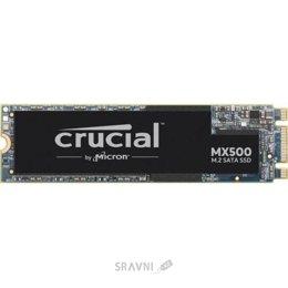 Жесткий диск, SSD-Накопитель Crucial MX500 M.2 1TB (CT1000MX500SSD4)