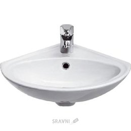 Умывальник, раковину, пьедестал SANTEK Ирис-36