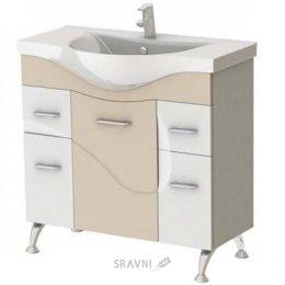 Мебель для ванных комнат Ювента Francheska Ф4-75