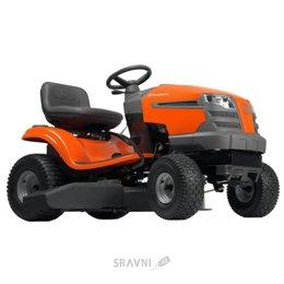 Трактор. Мини-трактор. Райдер Husqvarna TS 138