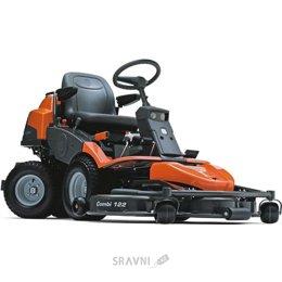 Трактор. Мини-трактор. Райдер Husqvarna R 422Ts AWD
