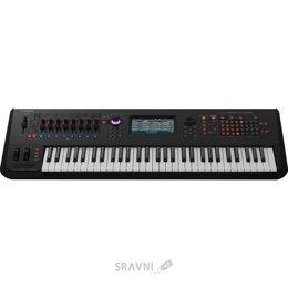Синтезатор, цифровые пианино Yamaha MONTAGE6