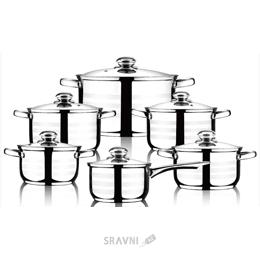Набор посуды Wellberg WB 1318