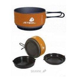 Туристическую посуду Jetboil Liter FluxRing Cooking Pot 1.5L (JB CCP150)