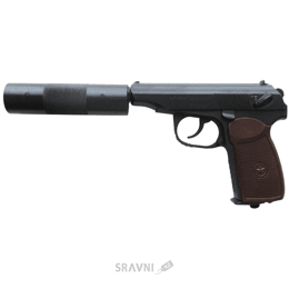 Пневматический пистолет Ижмех МР-654К-22
