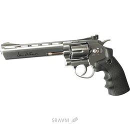 Пневматический пистолет ASG Dan Wesson 6'' Silver