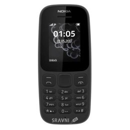 Мобильный телефон, смартфон Nokia 105 Dual Sim (2017)