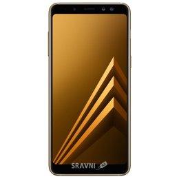 Мобильный телефон, смартфон Samsung Galaxy A8 (2018) SM-A530F