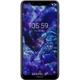 Мобильный телефон, смартфон Nokia 5.1 Plus 32Gb