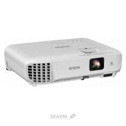 Мультимедиа- и видеопроектор Epson EB-X05