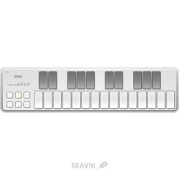 Midi клавиатуру Korg NanoKey 2