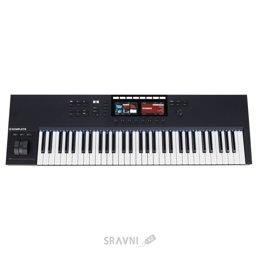 Midi клавиатуру Native Instruments Komplete Kontrol S61