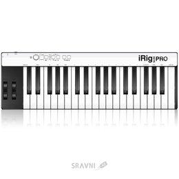 Midi клавиатуру IK Multimedia iRIG KEYS PRO