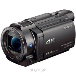 Цифровую видеокамеру Sony FDR-AX33