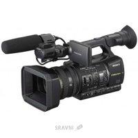 Цифровую видеокамеру Цифровая видеокамера Sony HXR-NX5E