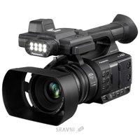 Цифровую видеокамеру Цифровая видеокамера Panasonic AG-AC30