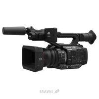 Цифровую видеокамеру Цифровая видеокамера Panasonic AG-UX180