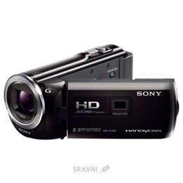 Цифровую видеокамеру Sony HDR-PJ380E