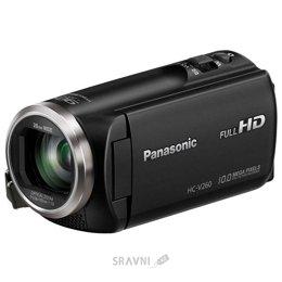 Цифровую видеокамеру Panasonic HC-V260
