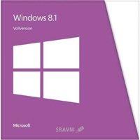 Microsoft Windows 8.1 64 bit Русский 1 License для 1 ПК OEM (коробочная версия) (WN7-00607)