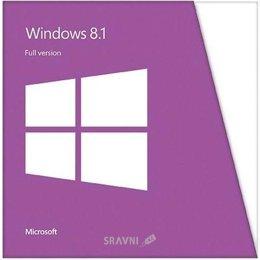 Операционную систему Microsoft Windows 8.1 SL 64 bit Русский для 1 ПК OEM (4HR-00205)