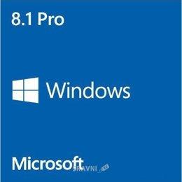 Операционную систему Microsoft Windows 8.1 Профессиональная 64 bit Английский (коробочная версия) OEM (FQC-06949)
