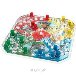 Настольную игру и головоломку Spin Master Щенячий Патруль с кубиком и фишками (6028796)