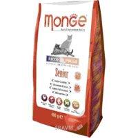 Фото Monge Senior для пожилых кошек 0,4 кг