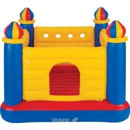 Надувной детский товар, прыгун Intex 48259
