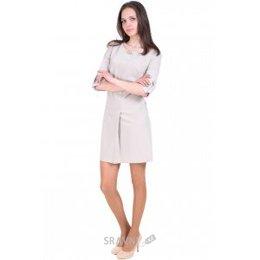 Платье Женское платье 520 светло-серое 1-520