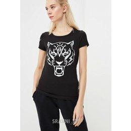 Женскую футболку, топ Футболка Plein Sport PL007EWBUXK3
