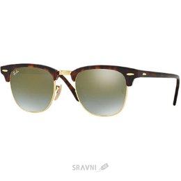 Солнцезащитные очки Ray-Ban Clubmaster (RB3016 990/9J)