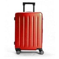 "Дорожная сумка, чемодан Xiaomi 90 Points suitcase Red 24"""