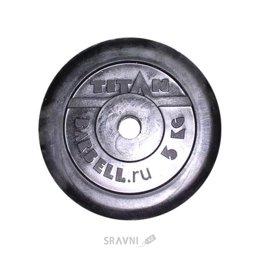 Гирю, штангу, гантель, гриф Titan D31 5кг