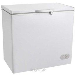 Холодильник и морозильник Supra CFS-201