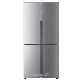 Холодильник и морозильник Haier HTF-456DM6