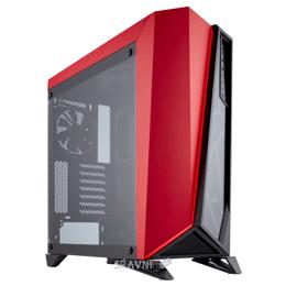Корпус Corsair Carbide Series SPEC-Omega Black/Red